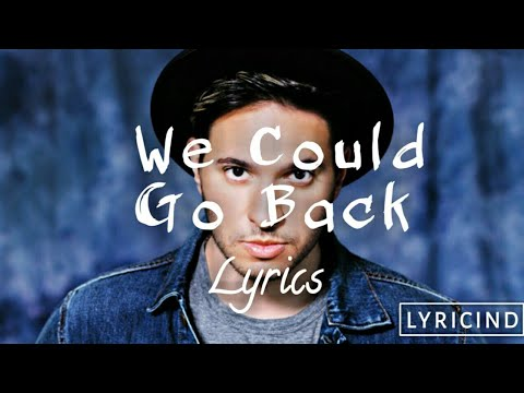 Jonas Blue - We Could Go Back (feat. Moelogo) (lyric video)