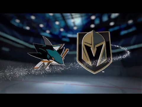 San Jose Sharks vs Vegas Golden Knights. Preseason. Game recap. Game Highlights. Oct. 01, 2017