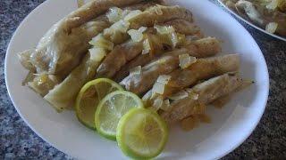 Рецепт ленивых голубцов без мяса.Голубцы без мяса с рисом. (Мальфуф)