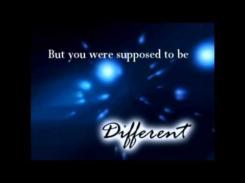 Aron Wright - You Were Supposed To Be Different (Lyrics)
