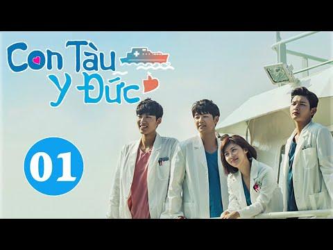 Phim Hàn Quốc 2020   CON TÀU Y ĐỨC - Tập 01   Phim Tình Cảm Hàn Quốc Hay Nhất 2020   Thông tin phim tổng hợp 1
