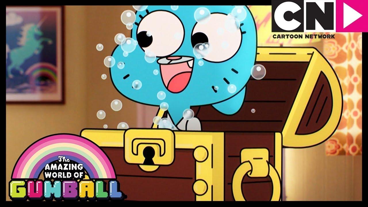 Korzenie | Niesamowity świat Gumballa | Cartoon Network