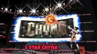 WWE Mayhem Gameplay 5 🌟 🌟 🌟 🌟 🌟 Chyna | Are You Ready | Break it Down |