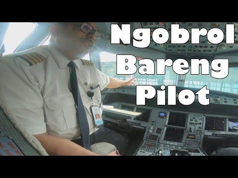 Ngobrol Bareng Pilot Garuda Indonesia Airbus A330-200