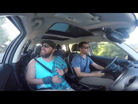 Carpool Karaoke on the Pacific Coast Highway