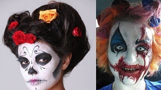 EASY HALLOWEEN MAKEUP TUTORIAL - DEMON #7