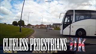 Clueless Pedestrians UK