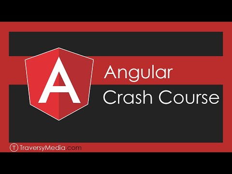 Angular Crash Course
