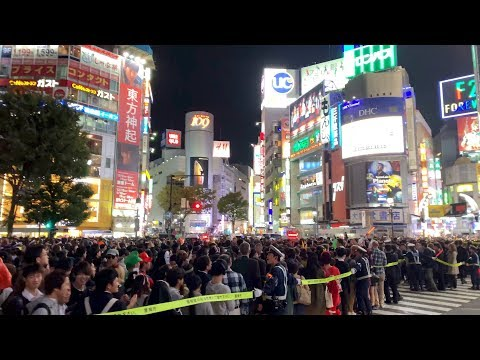 [4k] Tokyo, Japan Quick Walk Harajuku Station To Shibuya Hachiko Statue