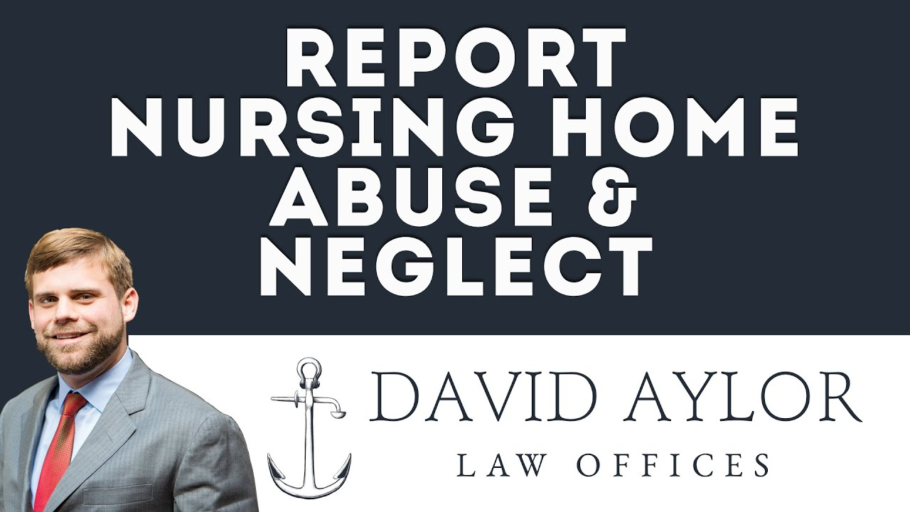 nursing home neglect Graves law office - don't let shoddy care facilities get away with neglect or abuse with ken graves, you get an attorney committed to defending the elderly.
