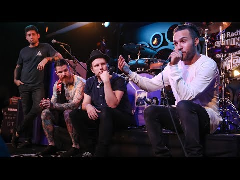 Fall Out Boy Interview - HD Radio Sound Space at KROQ