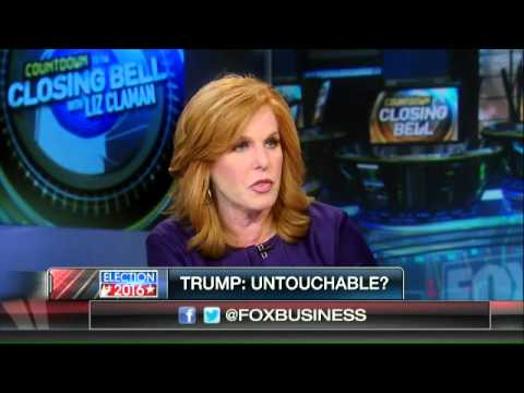Is Trump Untouchable In The 2016 Race?