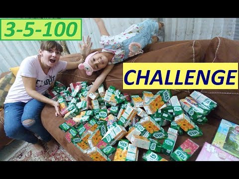 3-5-100 CHALLENGE , kazanırsan Sonunda büyük sürpriz , sürprizi biz seçiyoruz