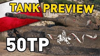 World of Tanks || 50TP Prototyp - Tank Preview
