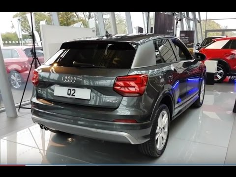 brand new 2017 audi q2 interior and exterior review youtube. Black Bedroom Furniture Sets. Home Design Ideas