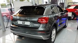 Brand new 2017 Audi Q2 Interior and Exterior Review