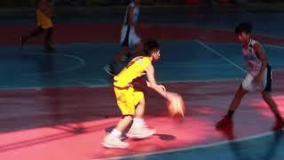 Basketball Highlights [Crossover, Assist, Handling Skills] Palarong Pambansa 2018 - Elementary Boys