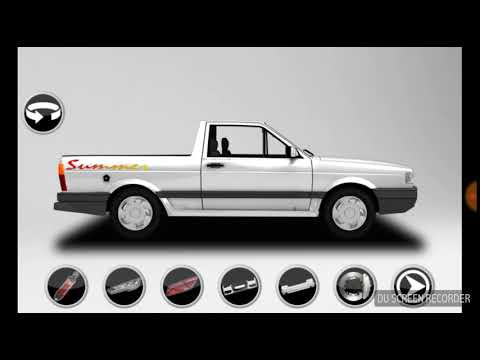 Tunando carros»saveiro quadrada,saveiro surf e saveiro g5