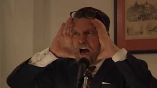 Gavin McInnes Speaks to a Group of Young Conservatives in New York