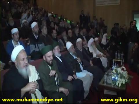 ABDULKADİR GEYLANİ ANMA GÜNÜ 2011 - *ZIKIR_3 / DHIKR_3