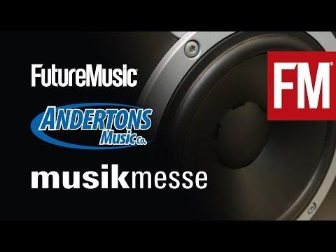 MESSE 2014: Dynaudio BM Series mkIII