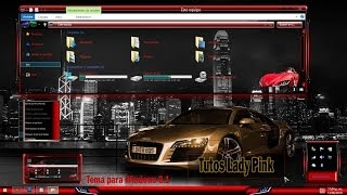 Tema lamborghini | Cars para Windows 8.1