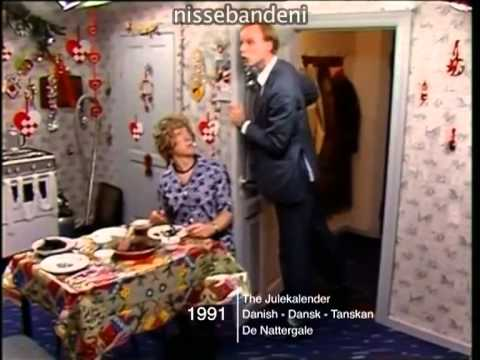 The Julekalender The Joulukalenteri Youtube