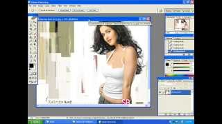 Remove Cloth With Photoshop.
