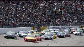 NASCAR First-Time Winners at Richmond Raceway