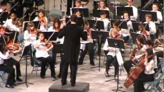 orchestra new world symphony fourth mv t by antonin dvorak arr richard meyer