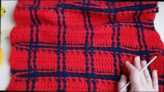 видео Вязание крючком