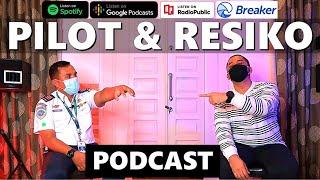 CARA MENJADI PILOT dan RESIKO TERBESARNYA!! The Permanas Podcast Eps 3