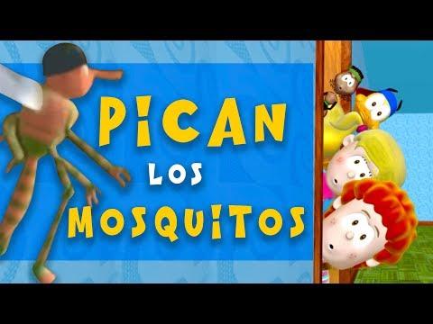 Descargar Video Pican los mosquitos - Biper y sus Amigos - Video Oficial