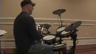 Led Zeppelin (john Bonham) When The Levee Breaks Drum Part Tutorial By Dan Britt