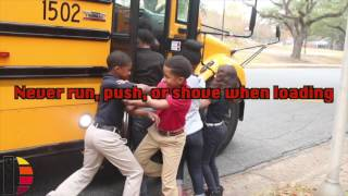 DCSS School Bus Safety Video Ft. Lincoln Elementary & Albany Middle