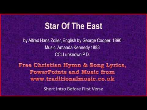 Star of the East(full verses) - Christmas Carols Lyrics & Music