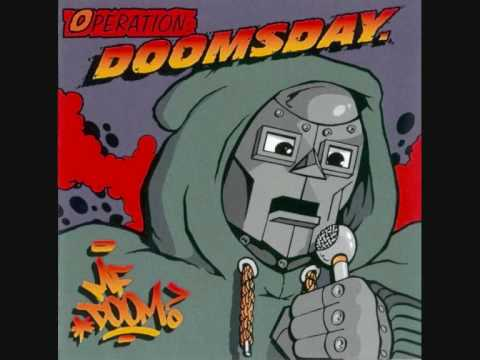MF Doom-Gas Drawls