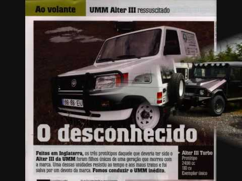 PORTUGUESE CAR INDUSTRY  40 Years MADE IN PORTUGAL.wmv