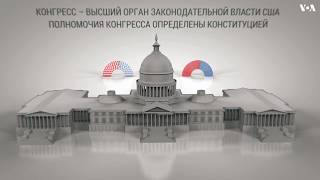 Конгресс США. Как все устроено?