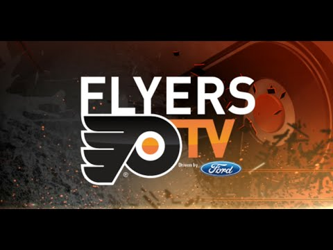 Tim Saunders and Steve Coates discuss the Flyers defense line