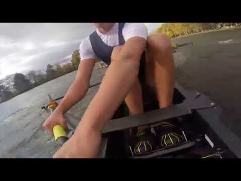 Michigan Rowing - 2014 Head of the Charles Race Video - Men's Collegiate 8+ Champions