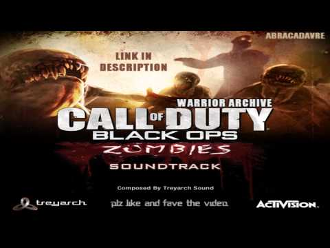 Call of Duty Music - Treyarch Sound - Abracadavre *Download*