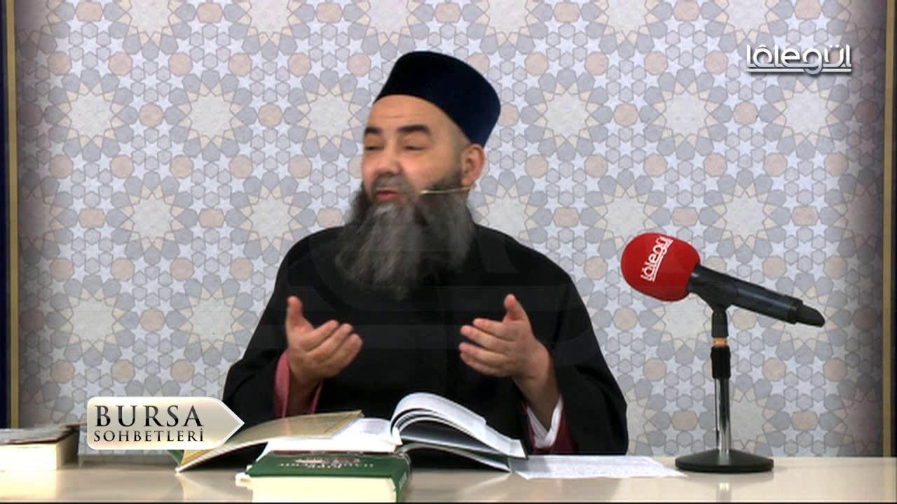 Bursa Sohbeti 06 Ocak 2018 - Cübbeli Ahmet Hocaefendi Lâlegül TV