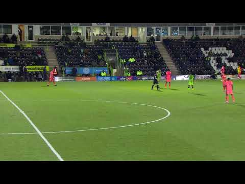 Forest Green Carlisle Goals And Highlights