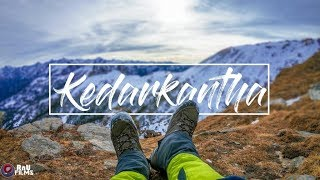 Vlog, Kedarkantha Trek , Winter Trek 2017