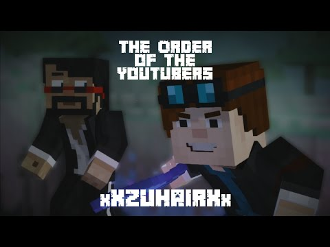 The Order of the Youtubers | Minecraft Story Mode Episode 6