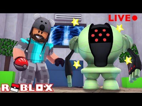 REGISTEEL SHINY HUNTING!!!! | Pokémon Brick Bronze [#64] | ROBLOX LIVE