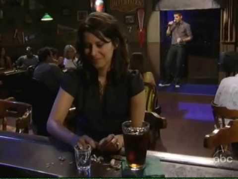 Robin and Patrick Sing at Karaoke Night~7/10/09 Scenes