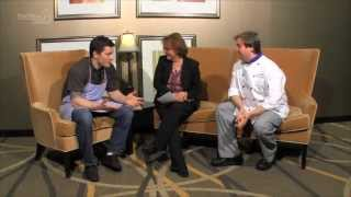 Food News And Chews Episode 20 - James Beard Celebrity Chef Tour Part 2