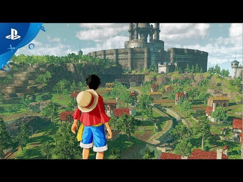 ONE PIECE: World Seeker - Announcement Trailer | PS4
